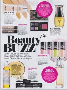 Yentl Oil   Yentl Pure Argan Oil   Beauty Buzz   Cosmopolitan   Dutch Magazine   WWW.YENTLOIL.COM   #YentlOil #ArganOil #Cosmetics #Yentl #SkinCare