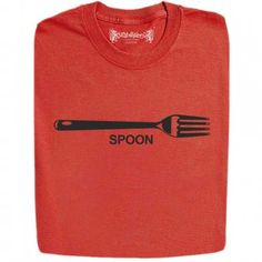 Spoon Funny Design T-Shirts And Hoodies