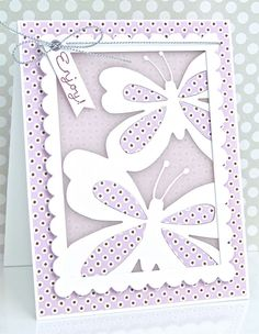 Enjoy Card by Michelle Leone for Papertrey Ink (March 2017)