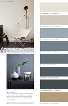 Living Room Paint Ideas 2015 Lovely Jotun Lady Det Nye Vakre Fargekartet 2015 In 2020