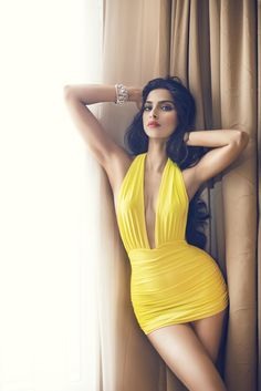 Sonam Kapoor for GQ India | Photographer Signe Vilstrup