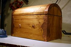 Constructia unui cufar din lemn. Detalii pe BricoHub.ro