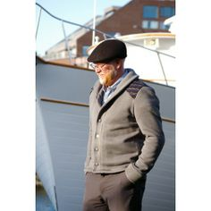 Schnittmuster: Newcastle Cardigan