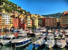 genoa italy | Ghosts of Genoa: From Verdi to Columbus, Italy's colourful port city ...