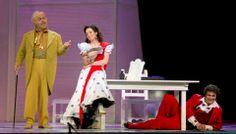 Il barbiere di Siviglia, Gioacchino Rossini (Teatro Colón, 2014. Foto Máximo Parpagnoli)