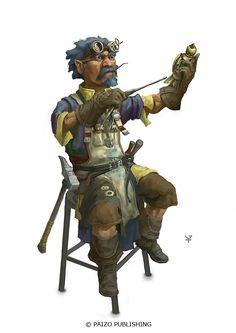 male gnome tinkerer  https://s-media-cache-ak0.pinimg.com/736x/8c/af/57/8caf57e03c77cf71dc7d8b3f8a9bdecd.jpg