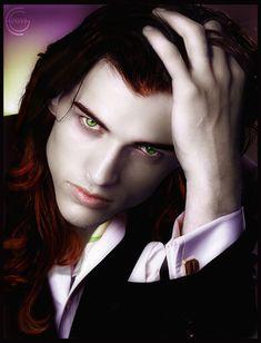 Damian | Anita Blake, Vampire Hunter (ok I can see him playing Damian in a movie) :)