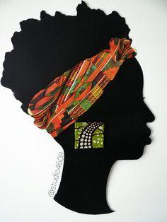cute affordable earring and cute art.Cute earrings check them out!Super cute handmade earrings by Black Girl Art, Black Women Art, Art Girl, African Beauty, African Women, Arte Quilling, Afrique Art, African Quilts, African Art Paintings