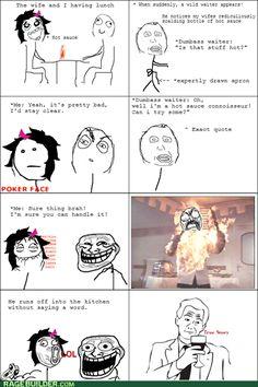 rage comics - Rage!