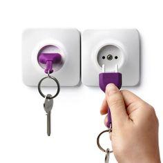 Colgador de llaves Unplug Qualy - Rian de Rian