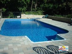 Inground Pool Patio Designs exceptional swimming pool patio ideas 3 inground pool landscaping pictures Pool Design Awesome Moden Style Concrete Fence Inground Pool Kits Design Backyard Outdoor Ideas