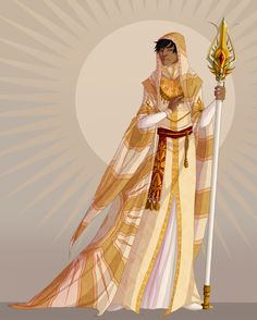 High Priest by Mrakobulka on deviantART