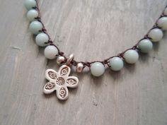 slashKnots  Bohemian beaded crochet jewelry & leather wraps