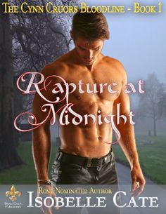 Rapture at Midnight (The Cynn Cruors Bloodline Book 1) by Isobelle Cate, http://www.amazon.com/dp/B00ETBN6MA/ref=cm_sw_r_pi_dp_EDjoub0AK3GX5
