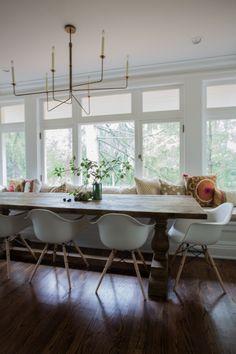 Farmhouse Meets Mid Century Modern Glam Home Pinterest The Chandelier Mid Century