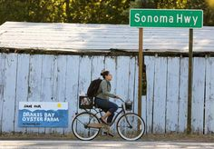 Winding from Sebastopol through Santa Rosa and Sonoma to the Napa County line, there are plenty of reasons to stop on this beautiful route.