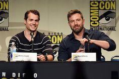 Henry Cavill Photos - The Warner Bros. Presentation at Comic-Con International 2015 - Zimbio