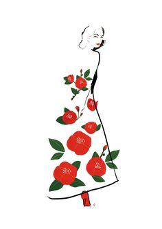 #18 Camellia