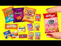 100+ Miniature Doll Stuff Collection #4- Handmade Miniatures and Doll Food Miniature Stuff - YouTube