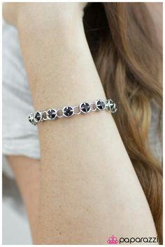 Now That You're Mine - black bracelet