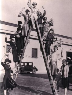 The WAMPAS Baby Stars of 1926, including Joan Crawford, Mary Astor, Janet Gaynor, Fay Wray, and Dolores Del Rio