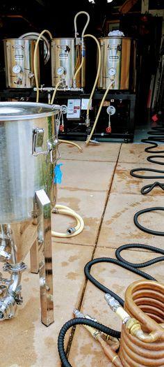Home Beer Brewing #homebrew #homebrewing