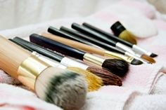 How to Clean Makeup Brushes & Brush Cleaner Tips