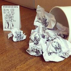 Illustrator Creates Doodles That Interact With Their Surroundings | Bored Panda