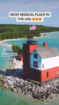 Mackinac Island, Michigan is the mist magical place in the usa! This charming island location in thr midwest is just like a Hallmark movie! #mackinacisland #michigan | usa bucket list | michigan bucket list | things to do in michigan | michigan summer | summer bucket list | Vacation Places, Vacation Destinations, Dream Vacations, Bucket List Destinations, Usa Places To Visit, Places To Go, New Orleans Vacation, Mackinac Island, Summer Bucket Lists