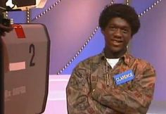 14-year-old Clarence Seedorf. The first appearance on Dutch television