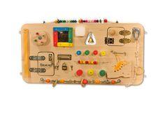 Wir erstellen und verkaufen fesselnde Pädagogische Spielwaren für Kinder – gebucht-Mainboards. Sie sind wichtig für die Entwicklung der Motorik,