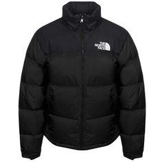 Black North Face Jacket, Black Bomber Jacket, North Face Nuptse, Packable Jacket, Designer Clothes For Men, Outdoor Outfit, Hooded Jacket, Winter Jackets, Streetwear
