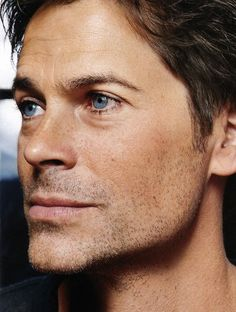 """remember when Rob Lowe was Sodapop on """"The Outsiders""""? yeah he's still pretty attractive ;)"""