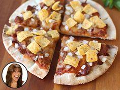 Chili-rific Fritos Pizza
