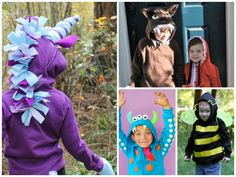 14 Warm, Cozy (and Easy!) Halloween Costumes Made With Sweatshirts Cute Halloween Costumes, Samhain, Dress Up, Cozy, Warm, Mixed Drinks, Sweatshirts, Holiday Ideas, Kids