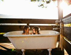 bath time.  erin kunkel photography