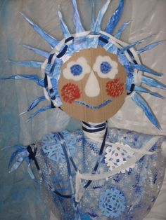 Puppets, Preschool, Projects To Try, Paper Crafts, Children, Jute, Winter Time, Russia, Kid