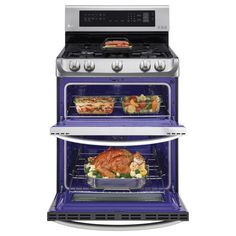 LG ProBake Double Oven at Best Buy is a true bakers dream
