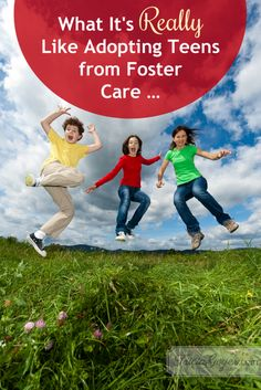 So what is it really like adopting teens from foster care? Three things come to mind....