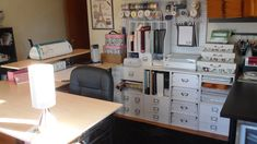 recollections craft room storage | As you can see... I had quite the mess on my hands! However, with a ...