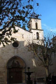 Eglise saint sauveur de manosque guide touristique des alpes de haute provence