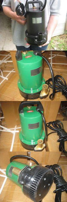 Solar Water Pumps 115710: Big: 48 Volt Dc, 170 Watt: Water Sump Pump, 1,500 Lph, 33Ft Lift 48V, 48Vdc -> BUY IT NOW ONLY: $117.98 on eBay!
