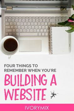 things to remember when building a website