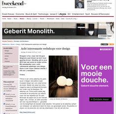 Knack Weekend, http://weekend.knack.be/lifestyle/wonen/design/acht-interessante-webshops-voor-design/article-4000436562961.htm#