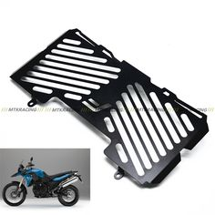 Motorcycle Aluminum Radiator Grill Guard Cover for BMW F800R F650GS F700GS F800S 2008-2015 Black #Affiliate