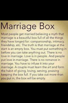 Great advice. #marriage