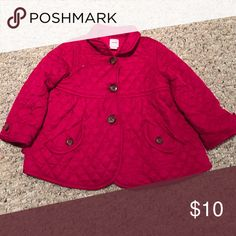 Baby gap coat Like new baby gap coat GAP Jackets & Coats Pea Coats