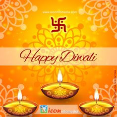 With Gleam of Diyas, And the Echo of the Chants, May Happiness and Contentment fill your life! Wishing you a very Happy and Prosperous Diwali!!