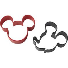 Cookie Cutters Mickey Mouse Clubhouse 2 Piece Set