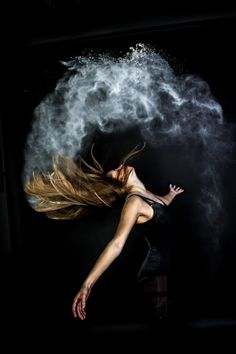 Whip your hair. by Ellen de Visser on 500px